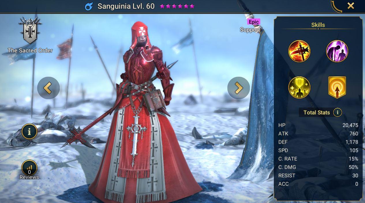 Sanguinia