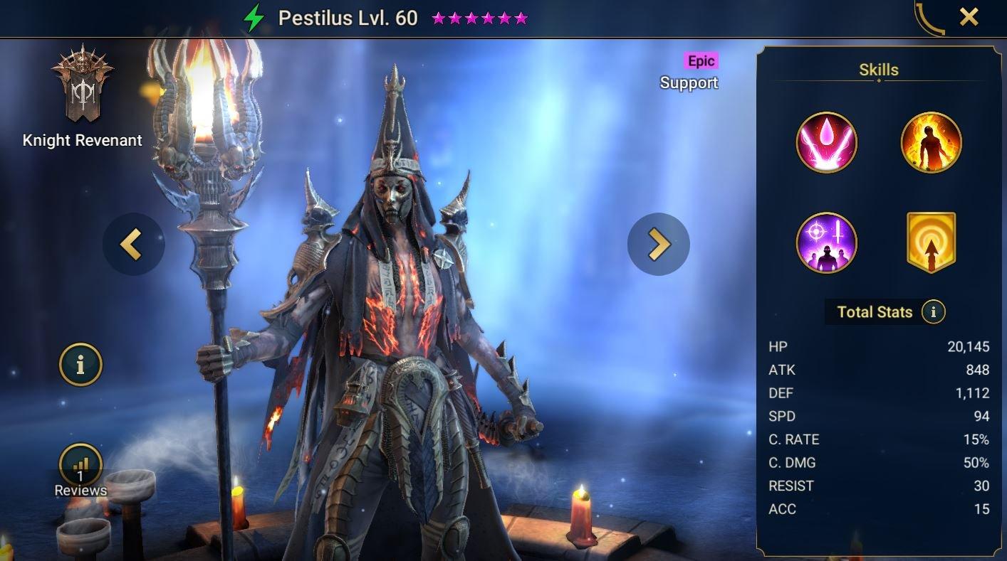 Pestilus