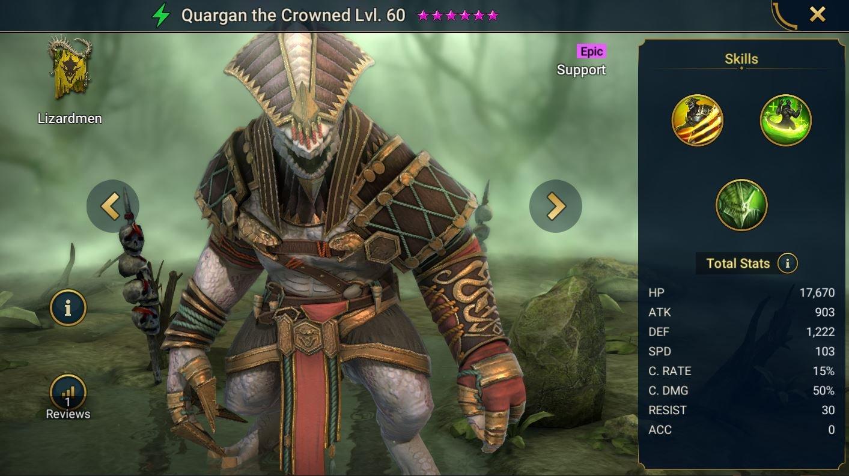 Quargan The Crowned