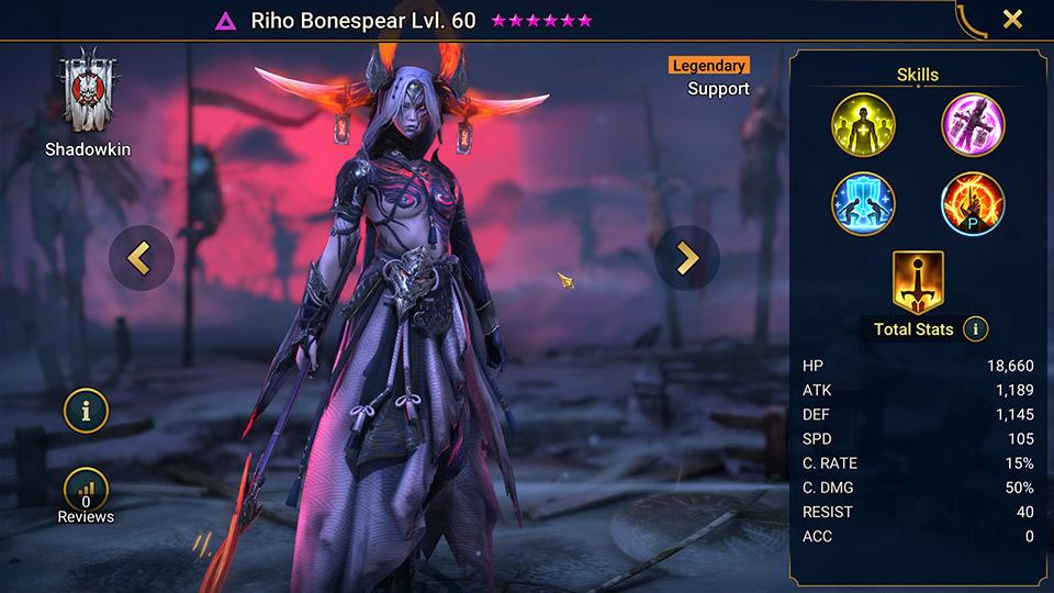 Riho-Bonespear