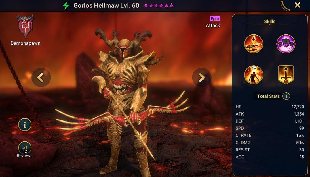 Gorlos Hellmaw