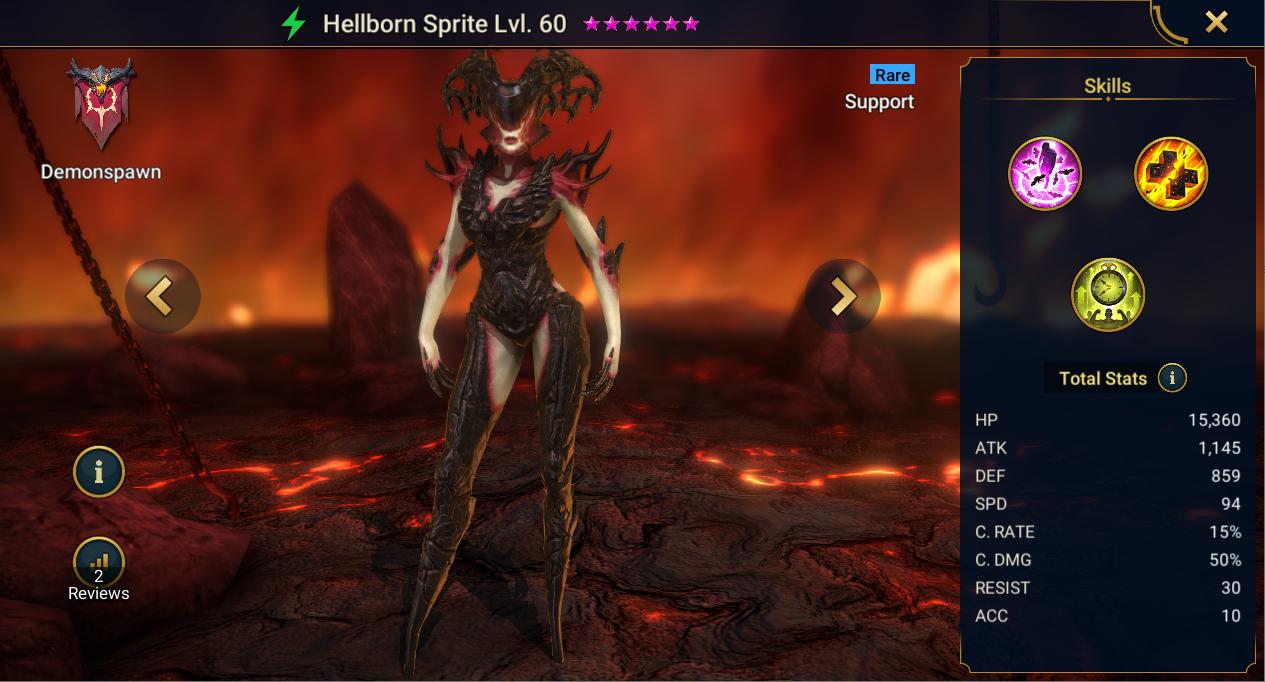 hellborn-sprite-overview