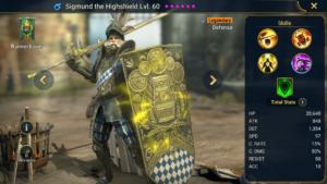 sigmund the highshield